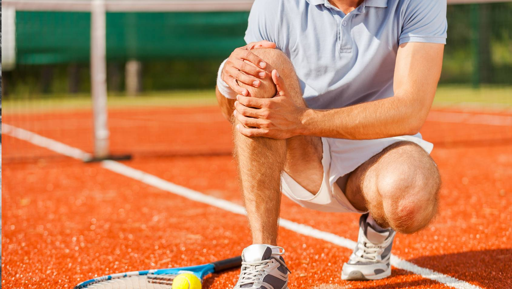 Knee injury and surgeries